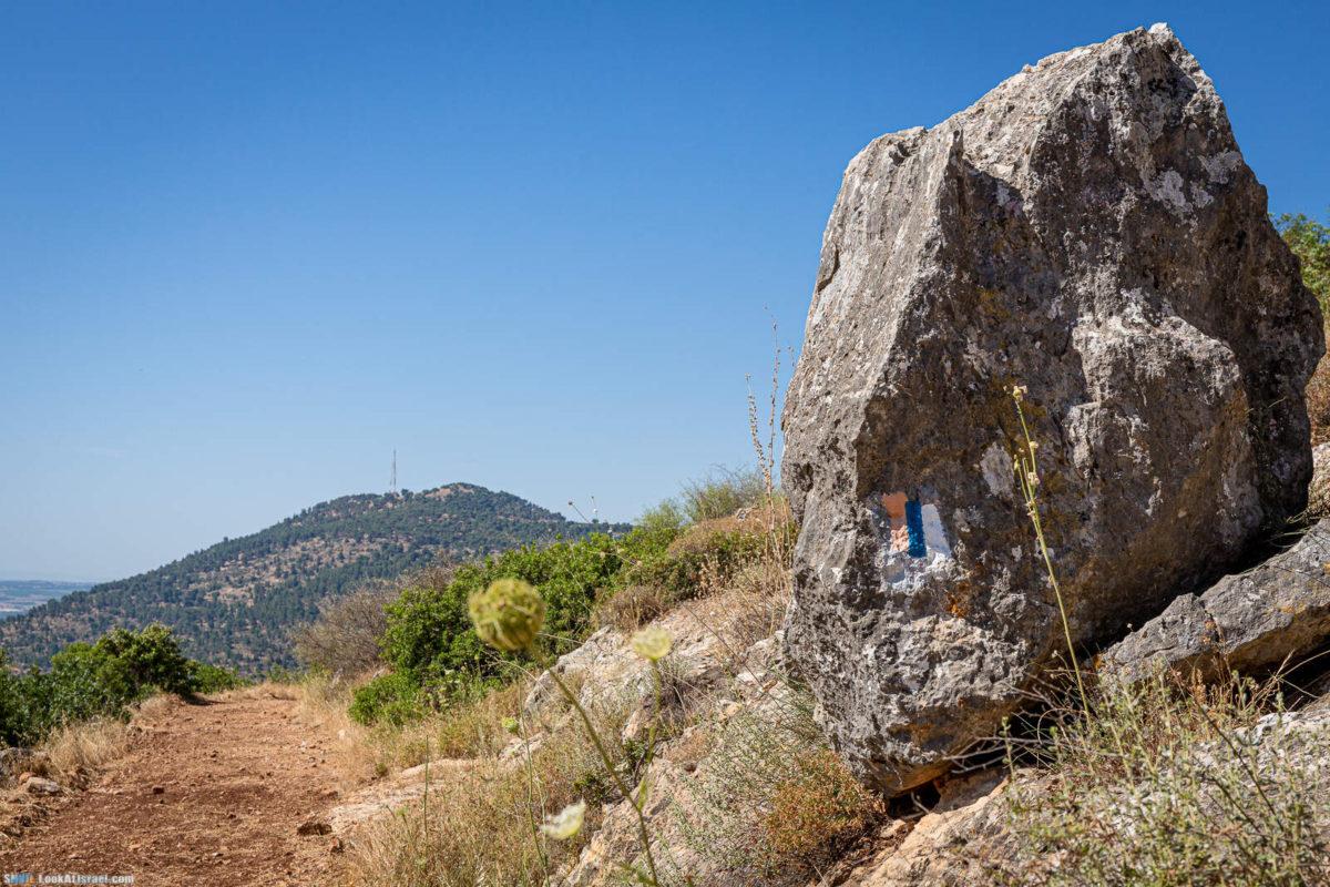 Тропа Израиля, Участок 2 - Накикей Ифтах - Крепость Йеша (Коах) | Israel Trail | שביל ישראל מקטע 2 - נקיקי יפתח - מצודת ישע | LookAtIsrael.com - Фото путешествия по Израилю